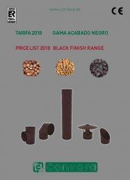 CONVESA 2018 Acabado Negro