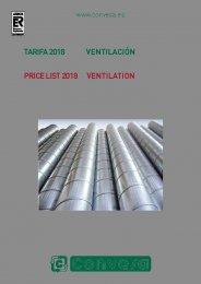 CONVESA 2018 Ventilacion