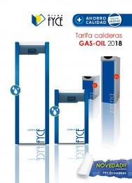 .. Calderas Gas-Oil FYCE