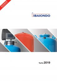 Industrias Ibaiondo 2019
