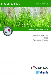 Fluidra Diversificacion 2019 Cepex Idrania