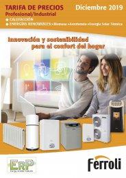 Ferroli 2020 Calefaccion Edicion Diciembre 2019