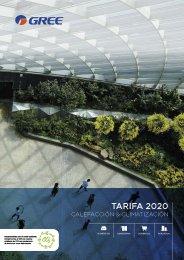 Gree 2020 Calefaccion y Climatizacion